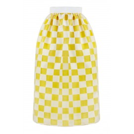 BS05 LOOK 24 YELLOW SKIRT