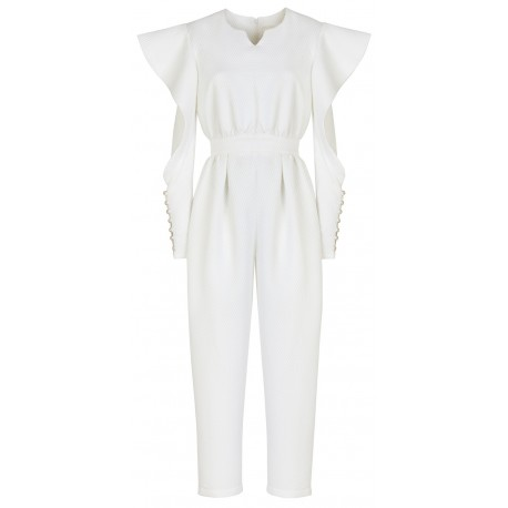 AW18 SS LOOK 01 JUMPSUIT