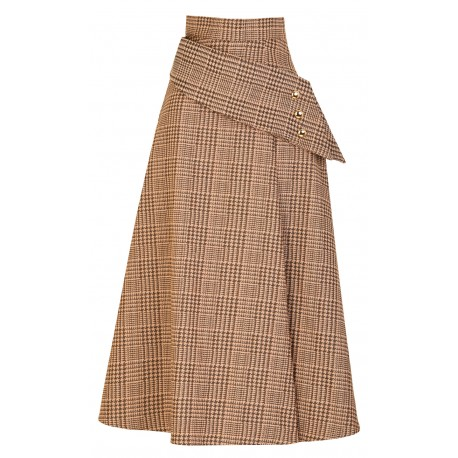 AW18 WO LOOK 26 SKIRT