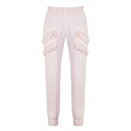 SS15 PETITE LOOK 02 LIGHT PINK PANTS