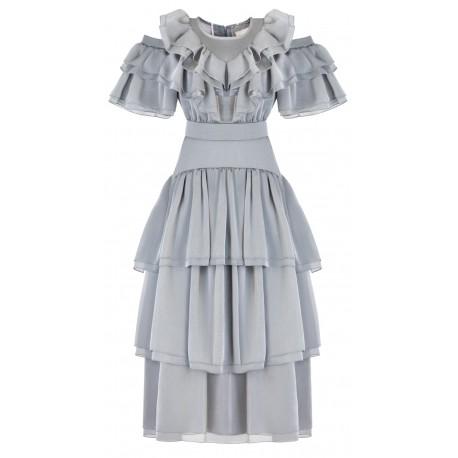 SS19 WO LOOK 49 DRESS