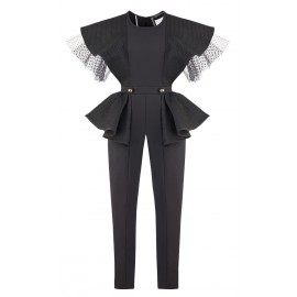 AW15 LOOK 19 JUMPSUIT