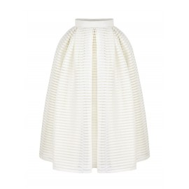 aw15 look 20 skirt